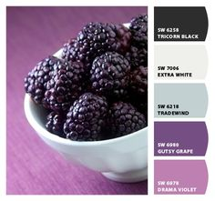 Chip It! by Sherwin-Williams – purples