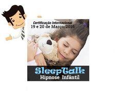 Formação em SleepTalk® para Crianças da Goulding - Dias 19 e 20 de Março de 2016 em São Paulo /SP, AEONCORP: Rua Vergueiro, 1.759 - Vila Mariana - Das 9:00 as 18:00 Horas.  O SleepTalk® é um processo de dois minutos durante o sono que você dá à criança, e que traz mudanças para a sua vida inteira. É fácil de aprender, totalmente seguro, ético e positivo.  É algo para pessoas que buscam ajudar suas crianças de forma simples, não intrusiva, para aumentar a autoestima e mudar o seu…