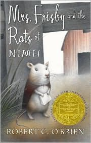Mrs. Frisby and the Rats of Nimh - I've read this book to more than one group of young children...
