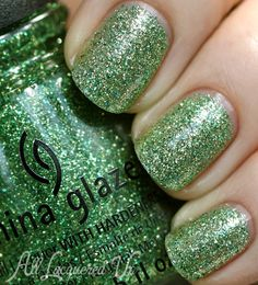 China Glaze This Is Tree Mendous