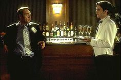 Ricky & Lester (Wes Bentley and Kevin Spacey)