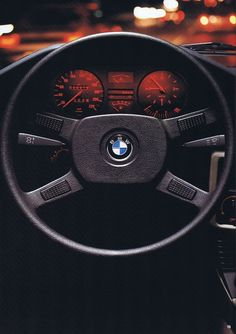 """BMW 5 Series - My uncle gave me his BMW steering wheel (exactly like this one) when I was a kid and my dad mounted it on our deck. I used to """"drive the deck"""" all the time as a kid! Suv Bmw, Bmw 535i, Bmw Cars, Bmw Interior, Vw Gol, Chevy, Bavarian Motor Works, Bmw Alpina, Bmw Classic Cars"""