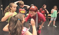 At Millburn's Paper Mill Playhouse, Children Able to Perform - NYTimes.com