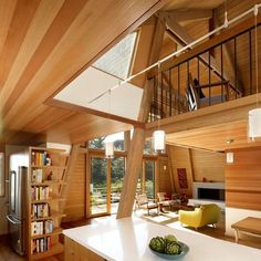 Double Height Room Design, Pictures, Remodel, Decor and Ideas - page 32