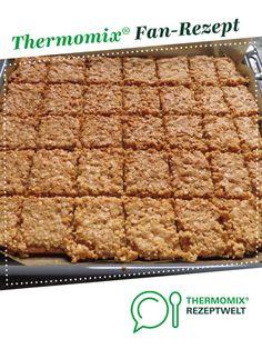 Bienenstich mal anders von Inna38. Ein Thermomix ® Rezept aus der Kategorie Backen süß auf www.rezeptwelt.de, der Thermomix ® Community.