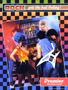 Rock (Premier, 1985)