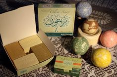 Soap from Nablus