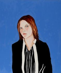 "Valentina Cipullo, ""Sunday"" ,100 x 120, 2012"