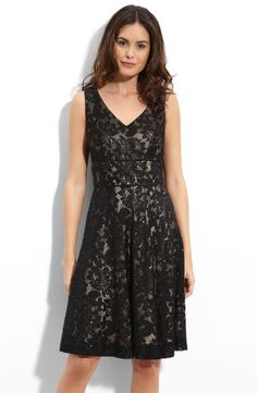 Top 5 Little Black Dresses: Lace Little Black Dress