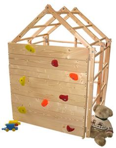 Indoor climbing frames from Grabbi UK company buy not currently in production.  So sad, these are hinged and awesome and cheap!