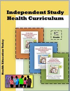 Independent Study Health Curriculum: Innovative Program to Impact Teens!