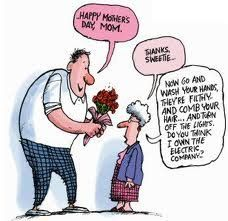 Truyện cười tiếng Anh: Quà tặng mẹ
