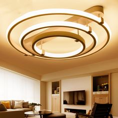 2017 AC90-260V led ceiling lights for living room bedroom dimming lamp lampshade Home Ceiling lighting fixtures free shipping. Yesterday's price: US $207.00 (168.15 EUR). Today's price: US $163.53 (133.23 EUR). Discount: 21%.
