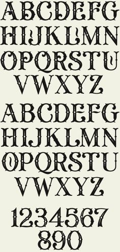 Letterhead Fonts / LHF General Store/ Decorative Fonts