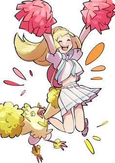 Pokémon Sun and Moon, Pokémon, Lillie (Pokémon) / ポケモンまとめ - pixiv Pokemon Waifu, Pokemon Alola, Pokemon People, Pokemon Fan Art, Pokemon Moon, Pokemon Stuff, Strongest Pokemon, Pokemon Omega Ruby, Pikachu