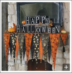 It's Written on the Wall: Halloween Potion & Spell Labels, Pumpkin Pops, Eggnog, DIY Cake Plates, Free Printables & More