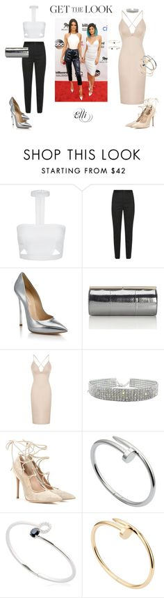 """""""Sister Tag"""" by elli-skouf ❤ liked on Polyvore featuring Dolce&Gabbana, Casadei, Jimmy Choo, Topshop, Gianvito Rossi, Cartier, Maison Margiela, 19Fifth, GetTheLook and PVHint"""