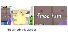 Any time comic sans appears in Phil's videos i get suspicious
