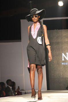 BRAZZA FASHION NIGHT 2015 - NANDJIKA, élue meilleure designer de l'année