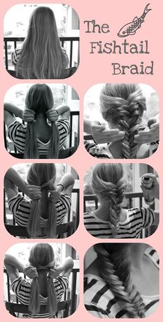The Fishtail Braid - Hairstyles and Beauty Tips
