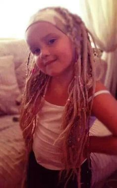 This could be Mere if we forget to brush her hair! hahaha! beautiful!!!