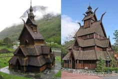 900 Year Old Borgund Stavkirke Temple, Norway A Norwegian treasure - interior of a medieval wooden stave church - HQ https://www.youtube.com/watch?v=7K1ZDrAkjSQ