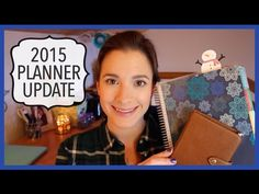 2015 Planner Update and Giveaway with @organizedjen #eclifeplanner
