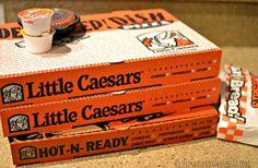 $15 Little Caesars Gift Card