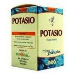 Neo Potasio Microgranulos 50 capsulas