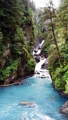 Take a dip in the very clean, very crisp rivers of Alaska. Bring a towel! http://www.hollandamerica.com/cruise-destinations/alaska-cruises?WT.mc_id=SM_Pinterest