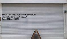 #IndustrialShutterInstallationLondon SHUTTER INSTALLER LONDON www.shutterinstaller.co.uk Cont.02071400028 & 07730286838