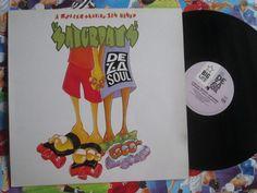 De La Soul A Roller Skating Jam Named 'Saturdays' BLR T55 UK 12inch Maxi-Single