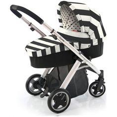 BabyStyle Oyster Vogue 3 in 1 Pram Humbug