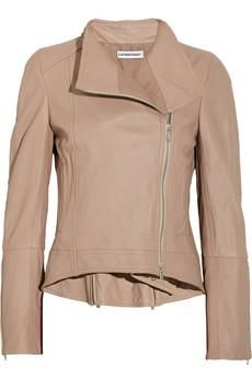 Love this leather jacket!!