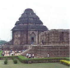 Konark temple (Hindu):