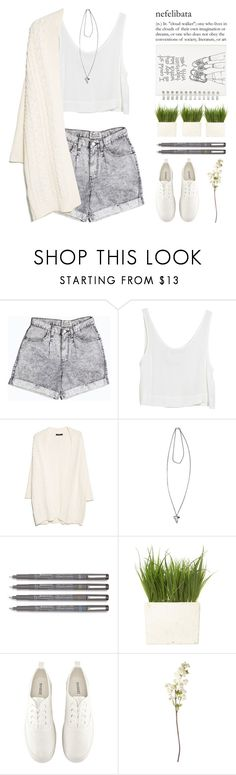 """""""girls are so cute I'm glad I'm a girl"""" by alienbabs ❤ liked on Polyvore featuring Retrò, MINKPINK, MANGO, Givenchy, Muji, H&M, OKA, clean and organized"""