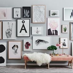 Gallery wall goals
