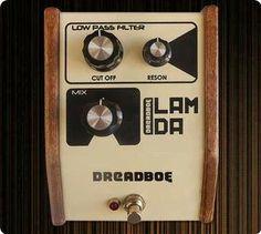 Dreadbox  Lamda #vintageandrare #vintageguitars #vandr