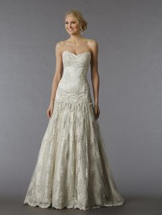 Pnina Tornai for Kleinfeld , Wedding Dresses Photos by Kleinfeld Bridal - Image 69 of 81