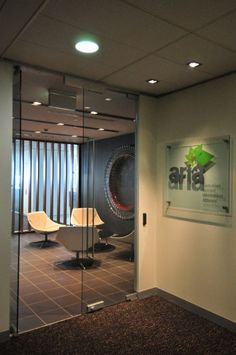 Office Lobby Space Interior Design