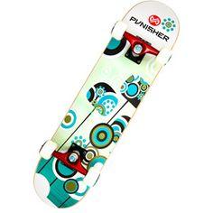 "Punisher Skateboards 31"" essence from Wally World (Walmart)"