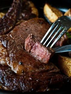 How-to-cook-the-Perfect-Pan-Seared-Steak-Its-easy-to-make-delicious-perfectly-cooked-steak-at-home