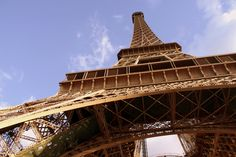 The Eiffel tower from the bottom ! obviously... [*** Paris, France ***] | Flickr - Photo Sharing! https://www.flickr.com/photos/adriannabanana/5624522151