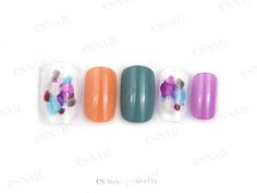 #bitter color #nail