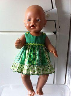 Baby Doll Clothes, Baby Dolls, Baby Born Kleidung, Bitty Baby, Barbie Dress, Diy Doll, Sleeping Bag, American Girl, Summer Dresses