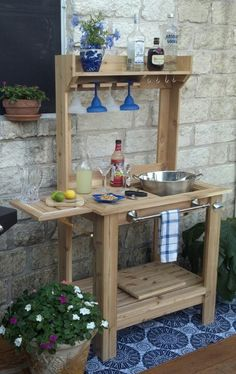 Love this for an outdoor bbq