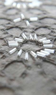 """Stitching shown on Alabama Chanin's """"Event"""" page - http://alabamachanin.com/events#"""
