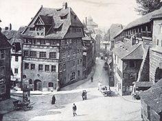 1904 Albrecht Durer haus