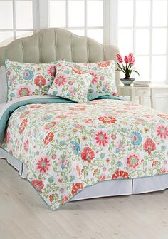 MaryJane's Home Garden Jacobean Quilt Collection