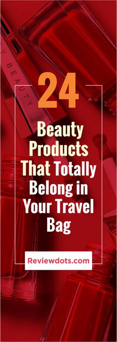 24 Beauty Products That Totally Belong in Your Travel Bag Casual Fall Outfits, Travel Bag, Business Women, Traveling By Yourself, Health Tips, Beauty Products, Sweaters For Women, Neon Signs, Fashion Styles